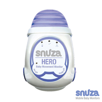 ★結帳現折★Snuza Hero 嬰兒呼吸動態監測器(南非)