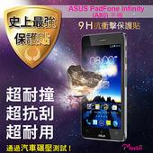 《TWMSP》★史上最強保護貼★ Moxbii ASUS PadFone Infinity (A80) 手機 9H 抗衝擊 螢幕保護貼