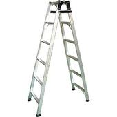 《祥江》6尺直馬梯 6階鋁製直馬工作梯