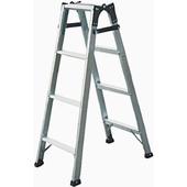 《祥江》4尺直馬梯 4階鋁製直馬工作梯