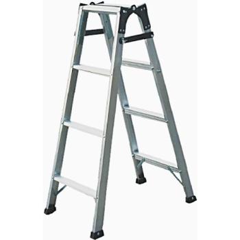 祥江 4尺直馬梯 4階鋁製直馬工作梯