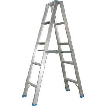 《祥江》特A 5尺A字梯 5階鋁製(((輕型梯)))-荷重60KG