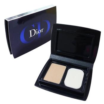 Christian Dior 迪奧 光柔恆色無瑕絲柔粉餅 SPF25/PA++ #020(2.5gx2入/組)