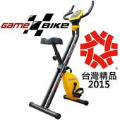 《X-BIKE》Performance 台灣精品 GAME-BIKE互動式藍牙健身車(藍寶傑尼正常版)