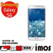 《TWMSP》★全世界第一款★iMOS 三星 Samsung Galaxy S6 3SAS 防潑水 防指紋 疏油疏水 螢幕保護貼
