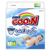 《大王》日本境內版-紙尿褲黏貼型S(84片)