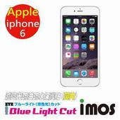 《TWMSP》iMOS 蘋果 Apple iPhone 6 4.7吋 濾藍光Eye Ease 抗藍光 疏油疏水 螢幕保護貼 (黃片)