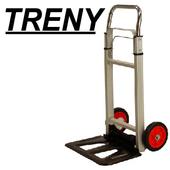 《TRENY》全鋁兩輪手推車 - 荷重90KG