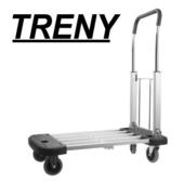 《TRENY》伸縮鋁製載物車-三段式-荷重150kg