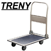 《TRENY》活動摺疊式載物車-荷重90kg 6735