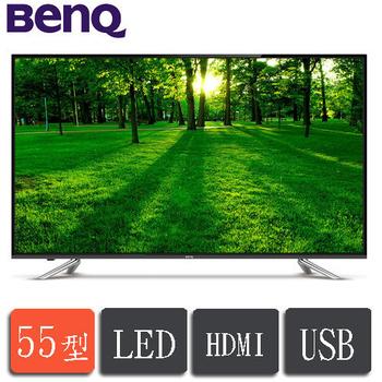 BenQ 55吋 護眼廣色域LED液晶顯示器+視訊盒(55GW6600 )送HDMI線+東元電動牙刷