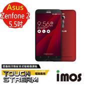 《TWMSP》iMOS 華碩 ASUS Zenfone 2 (5.5吋) Touch Stream 霧面