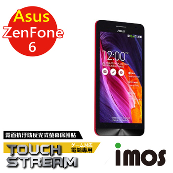 《TWMSP》iMOS 華碩 Asus Zenfone 6 Touch Stream 霧面