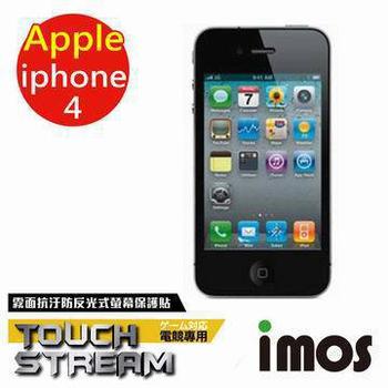 《TWMSP》iMOS 蘋果 Apple iPhone 4 / 4s Touch Stream 霧面