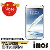 《TWMSP》iMOS 三星 Samsung Galaxy Note 2 Touch Stream 霧面