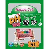 Happy Cat健檢貓砂-粗顆粒 5L/包(5L/包)
