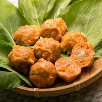 極鮮配 泡菜鮮肉丸(200g±10%/包)