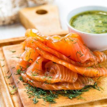 極鮮配 北歐煙燻鮭魚(200g±10%/包)