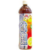 《泰山》冰鎮紅茶(1250ml/瓶)