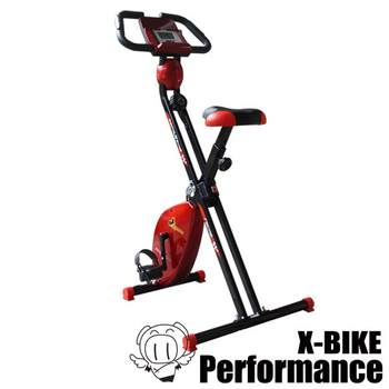 X-BIKE Performance 台灣精品 19802IP 平板專用健身車 (可放平板手機)