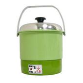 《聖火牌》3人份電鍋(鋁內鍋) CY-280A(綠色)