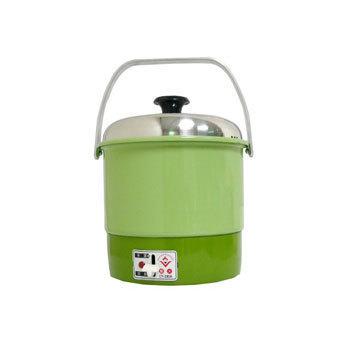 聖火牌 3人份電鍋(鋁內鍋) CY-280A(綠色)