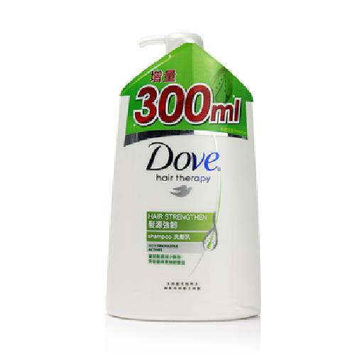 多芬 髮源強韌洗髮乳(1000ml/瓶)