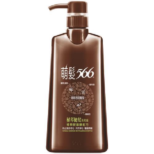 植萃566 萌髮健髮洗髮露-咖啡因(500g)