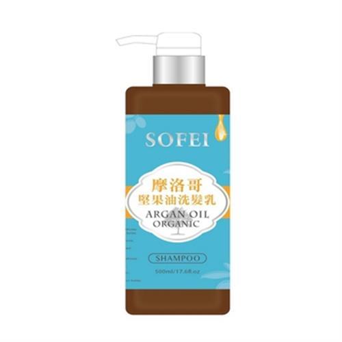 舒妃 摩洛哥堅果洗髮乳(500ml)