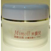 《米膜兒Mimoll》防曬粉白隔離霜(50ml)