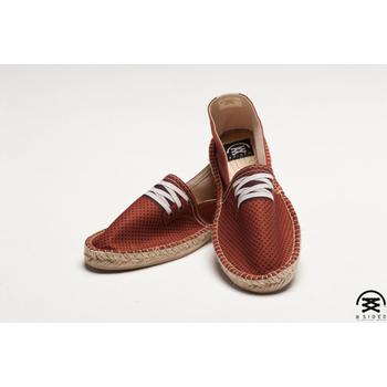 BSIDED GUMP BROWN 仿真時尚設計印刷休閒鞋(咖點)(男款)(43)