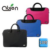 《Obien 歐品漾》都會型 輕便兩用 筆電包【13吋】