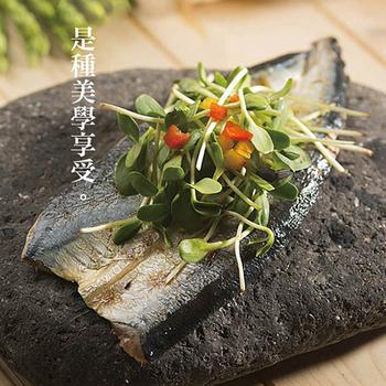 富琳嚴選 去刺鹽烤秋刀魚-單筆下單滿10包免運(85g±10g/包)
