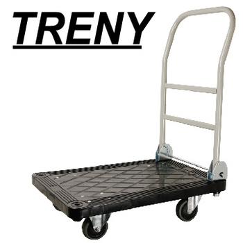 TRENY 台製 強化塑鋼手推車(荷重200KG )