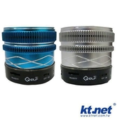 《KTNET》SB1 藍芽插卡喇叭銀色 $349