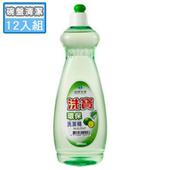 《台塑生醫》Dr's Formula 洗寶環保洗潔精500g(12瓶)
