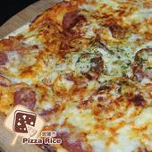《披薩市》10吋多人分享-匈牙利臘腸披薩口味(葷)(片)