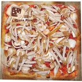 《披薩市》5吋單人獨享-野菇蒟蒻披薩口味(奶素)(片)