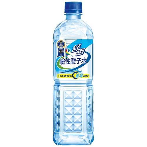 舒跑 鹼性離子水(850ml/瓶)