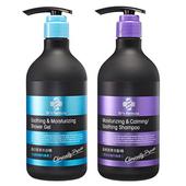 《台塑生醫》Dr's Formula 洗髮&沐浴超值促銷組合(晶極潤澤洗髮精580g+晶白潤澤沐浴精580g)