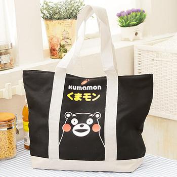 Kumamon熊本熊 帆布購物袋
