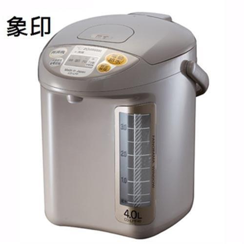象印 4.0L寬廣視窗微電腦電動熱水瓶 CD-LPF40