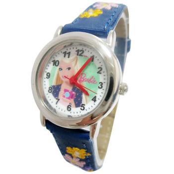 迪士尼 攝影芭比卡通錶兒童錶