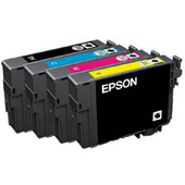 《EPSON》EPSON 193 原廠祼裝組合包 四色 $899