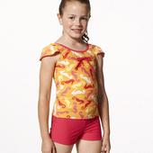 《【SAIN SOU】》MIT女童兩件式泳裝附泳帽(8-)