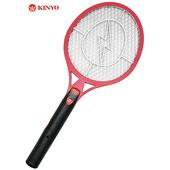 《KINYO》循環充電式3層強力捕蚊拍(CM-2212)