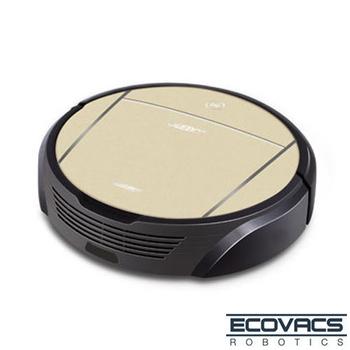 Ecovacs 智慧掃吸拖吸塵機器人-D83(加碼送BREO三件式按摩器)