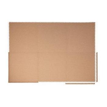 立典牌 極厚軟木地墊 60 x 60 x 20mm (4片裝)