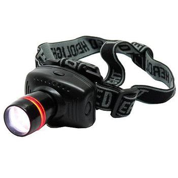 月陽 3W3段頭戴式強光LED頭燈(CW-5301)