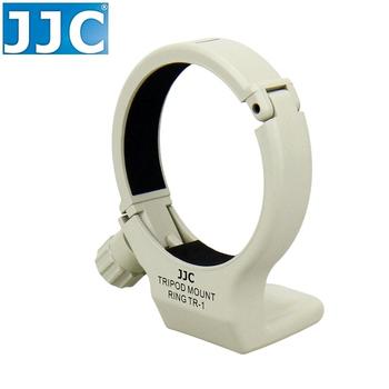JJC JJC副廠相容原廠Canon小小白腳架環Tripod Mount Ring白色A II適70-200mm 300mm 400mm(TR-1II)